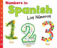 Numbers in Spanish