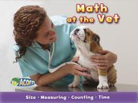 Math at the Vet