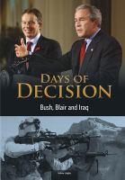 Bush, Blair, and Iraq