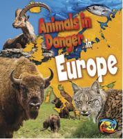 Animals in Danger in Europe