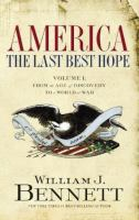 America the Last Best Hope
