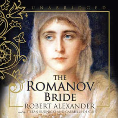 Cover image for The Romanov Bride