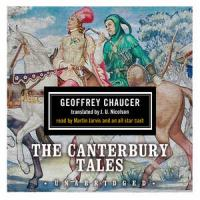 THE CANTERBURY TALES (CD)