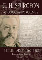C.H. Spurgeon Autobiography