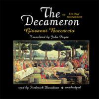 The Decameron, Or, Ten Days' Entertainment