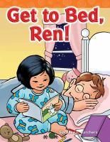 Get to Bed, Ren!