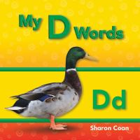 My D Words