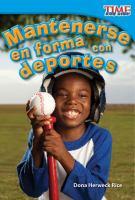 Mantenerse en forma con deportes
