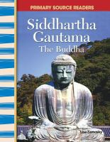 Siddhartha Gautama, the Buddha