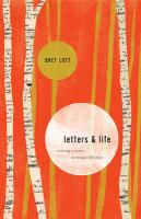 Letters & Life