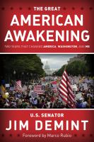 The Great American Awakening