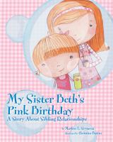 My Sister Beth's Pink Birthday