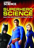 Superhero Science