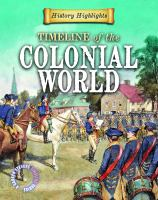 Timeline of the Colonial World