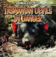 Tasmanian Devils in Danger