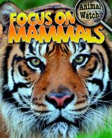 Focus on Mammals