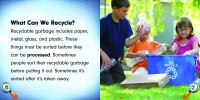 Where Does the Recycling Go?