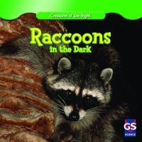 Raccoons in the Dark