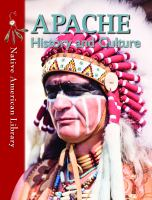 Apache History and Culture