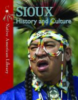 Sioux History and Culture