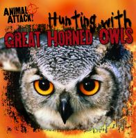 Hunting With Great Horned Owls