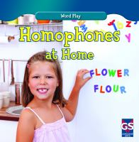 Homophones at Home