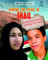 Hoping for Peace in Iraq