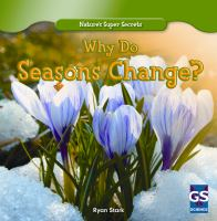 Why Do Seasons Change?