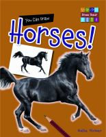 You Can Draw Horses!