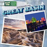 Let's Explore the Great Basin
