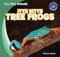 Itty Bitty Tree Frogs