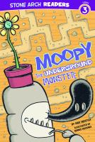 Moopy, the Underground Monster