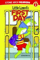 Little Lizard's First Day