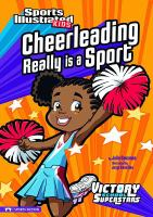 Cheerleading Really Is A Sport