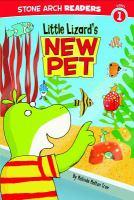 Little Lizard's New Pet