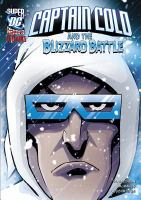 Captain Cold and the Blizzard Battle