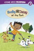 Rocky and Daisy at the Park