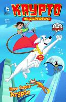 Here Comes Krypto!