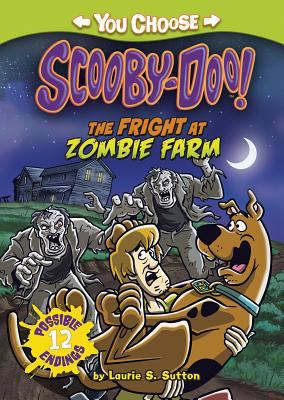 "Book Cover - The Fright at Zombie Farm"" title=""View this item in the library catalogue"