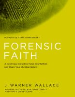 Forensic Faith