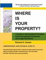 Where Is your Property?