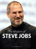 Wisdom of Steve Jobs