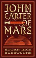 John Carter of Mars (Barnes and Noble Collectible Editions)