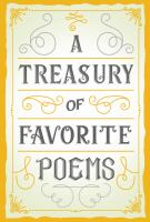 A Treasury of Favorite Poems