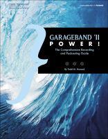 GarageBand '11 Power!