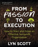 From Passion to Execution
