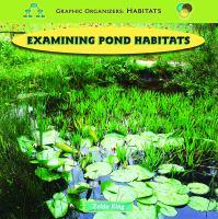 Examining Pond Habitats