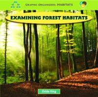 Examining Forest Habitats