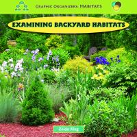 Examining Backyard Habitats