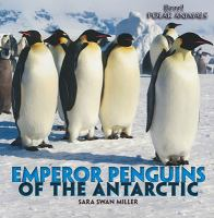 Emperor Penguins of the Antarctic
